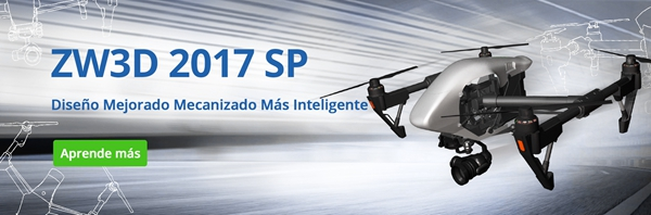 ZW3D 2017 SP Official Release